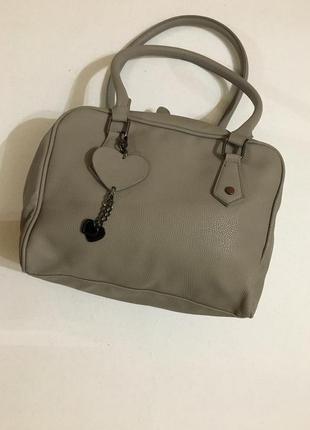 Очень крутая сумка хаки, качественный заменитель кожи1
