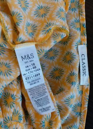 Блузка большого размера marks & spencer4