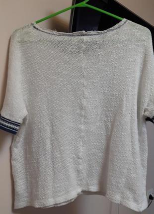 Натуральна блуза5