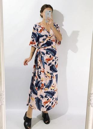 Платье на запах для пышной красоты2
