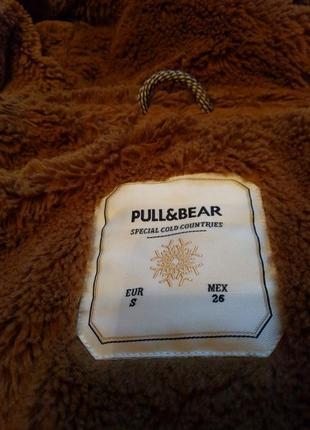 Парка, куртка, пальто pull&bear4