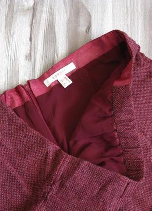 Тепленькая мини юбка esprit размер eur 36 / 383