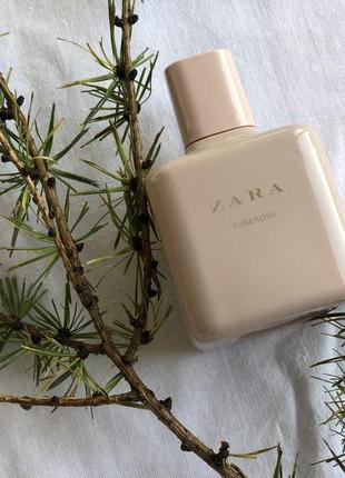 Духи zara/парфюм/туалетная вода/tuberose2