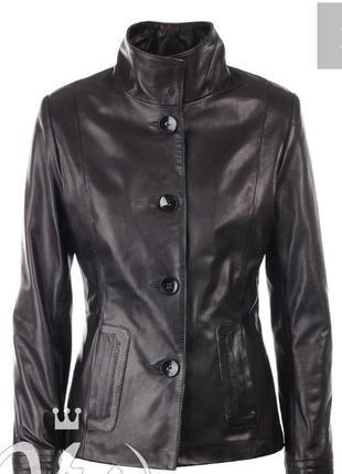 Кожаная куртка1
