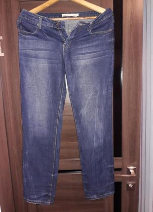 Классные джинсы прямого кроя1