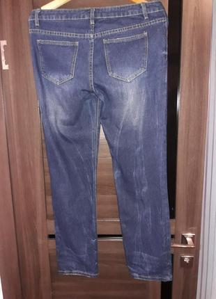 Классные джинсы прямого кроя2