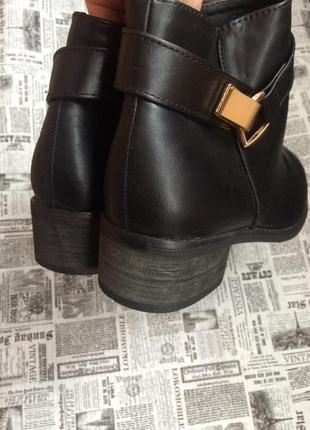 Стильные ботинки 38 р esmara3
