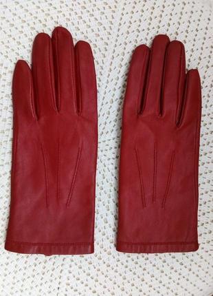Кожаные перчатки1
