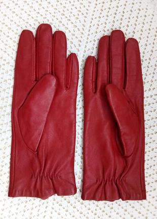 Кожаные перчатки2