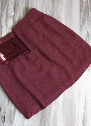 Тепленькая мини юбка esprit размер eur 36 / 384
