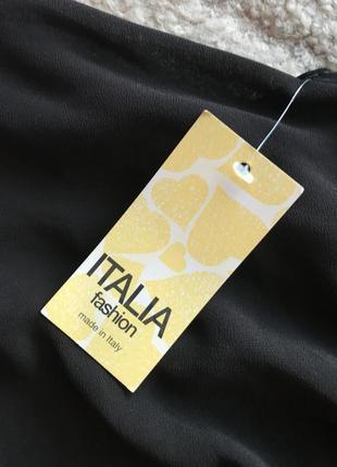 Асимметричное платье туника италия3