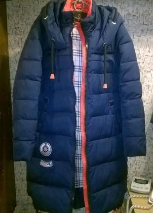 Куртка парка пуховик3