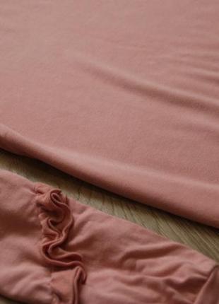 Стильная нежно розовая кофточка р м2