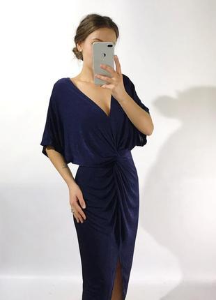 Вечернее очаровательное платье3