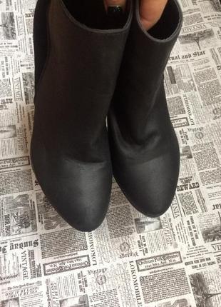 Крутые ботинки 38 р esmara3