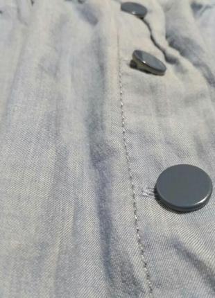 Модная юбка на погувицах2