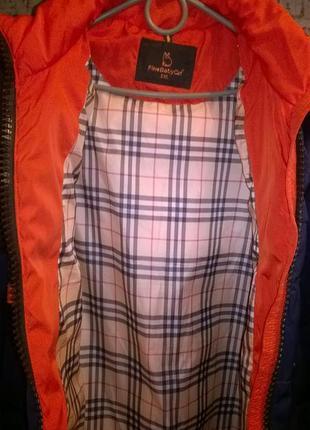 Куртка парка пуховик5