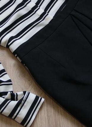 Шикарный стильный комплект юбка и блуза4