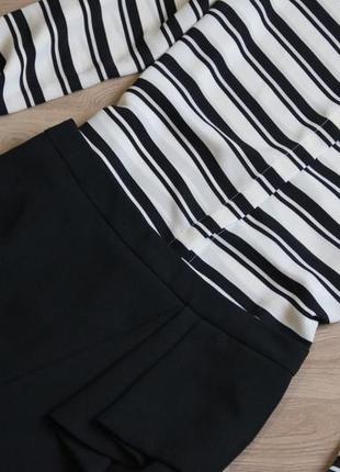 Шикарный стильный комплект юбка и блуза2