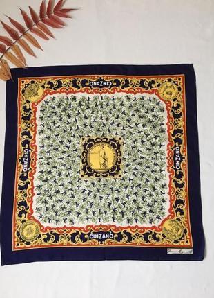 Итальянский шейный платок 67х671