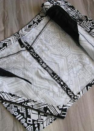 Коттоновая юбка divided & h&m размер eur 383