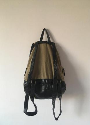 Рюкзак коттоновый new look5