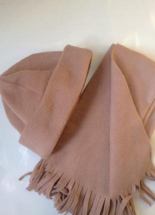 Набір шапуля та шарф4