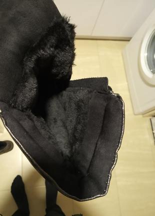 Ботинки зимние5