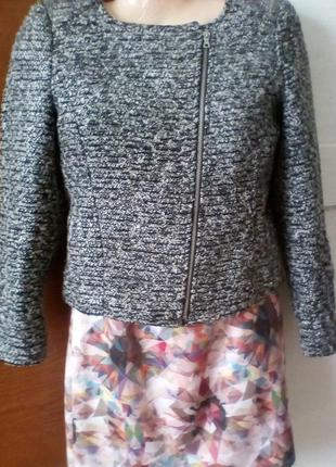 Распродажа,пиджак,короткое пальто косуха.5