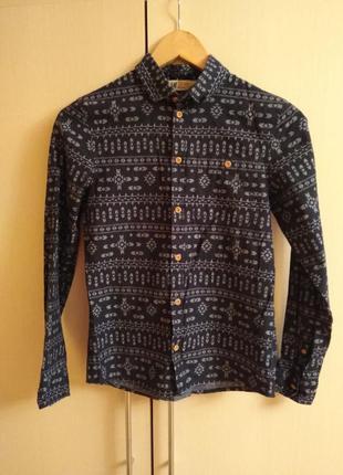 Особлива рубашка від h&m1