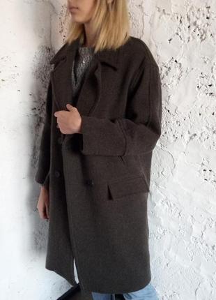 Актуальное пальто бойфренд3