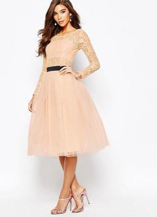 Пышное платье rare london1