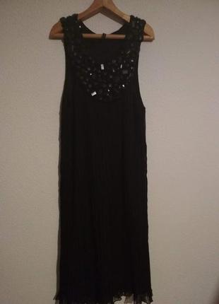 Вечернее платье naf naf