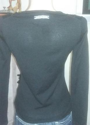 Новый пуловер jean paul gaultier, s2