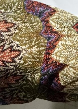 Вечернее нарядное или на каждый день платье в очаровательный узор3