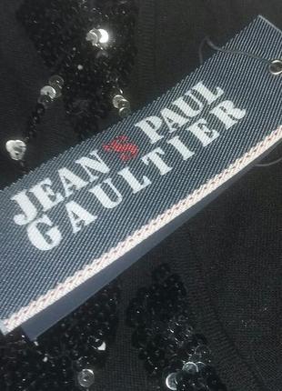 Новый пуловер jean paul gaultier, s4