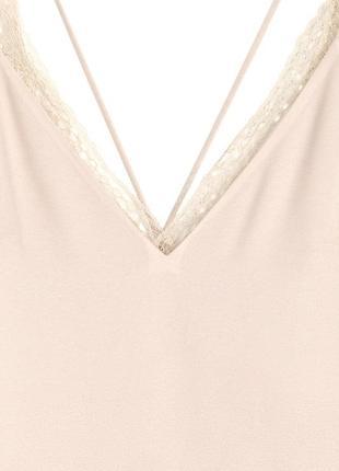Кружевное платье h&m 3944494