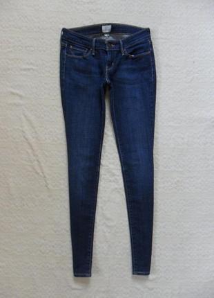 Стильные джинсы скинни levis, s размер.1