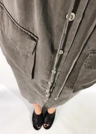 Шикарное стильное шёлковое платье3