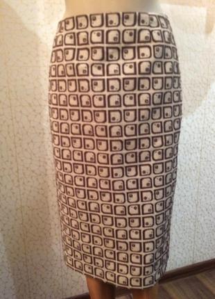 Модная теплая юбка3