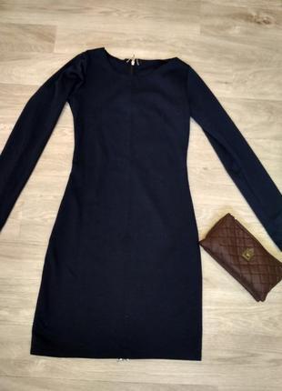 Платье осень-зима1