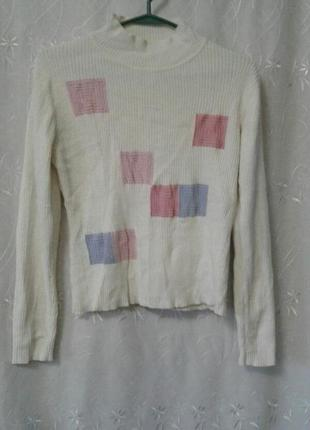 Кофточка свитер хлопок assisi1