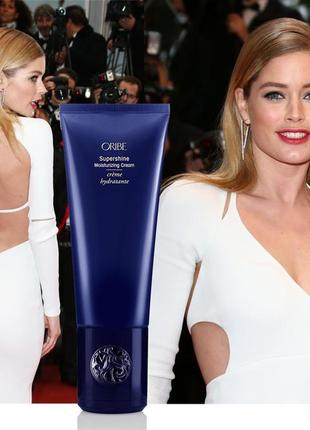 Увлажняющий крем для блеска волос oribe supershine moisturizing cream - 15ml2