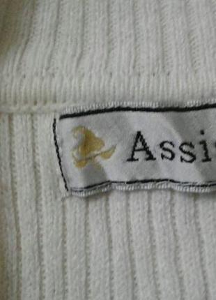 Кофточка свитер хлопок assisi4