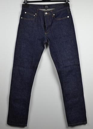 A.p.c. selvedge denim apc2