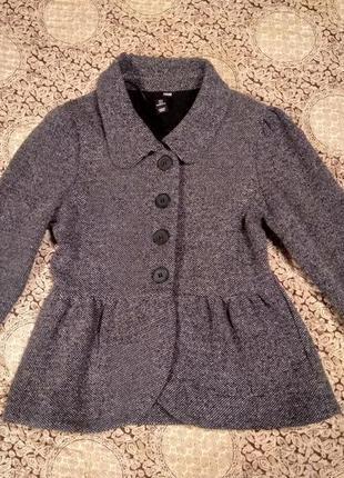 Интересный пиджак h&m2