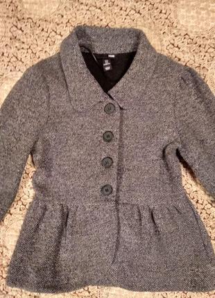 Интересный пиджак h&m1