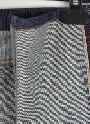 A.p.c. selvedge denim apc5