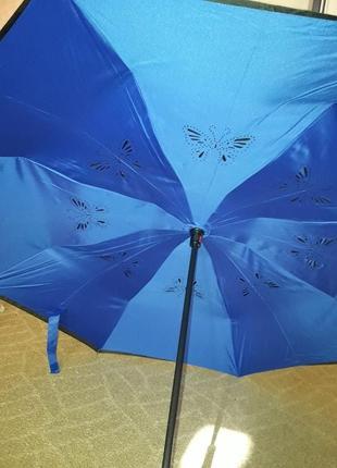 Зонт обратного сложения1