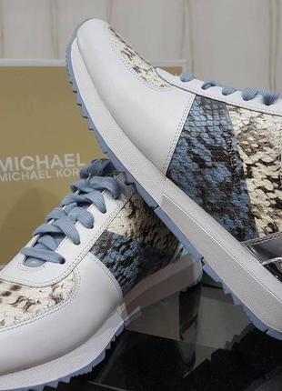 Продам нереально крутые кроссовки michael kors!оригинал с сша1